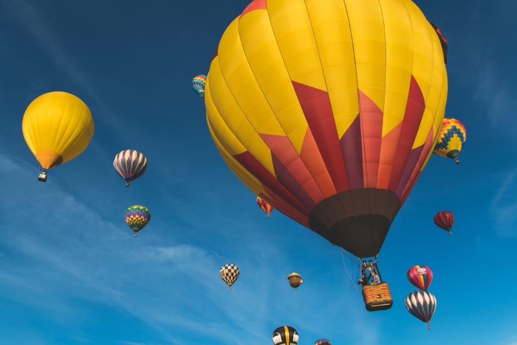 David Morris Group Event Spotlight Great Reno Balloon Races