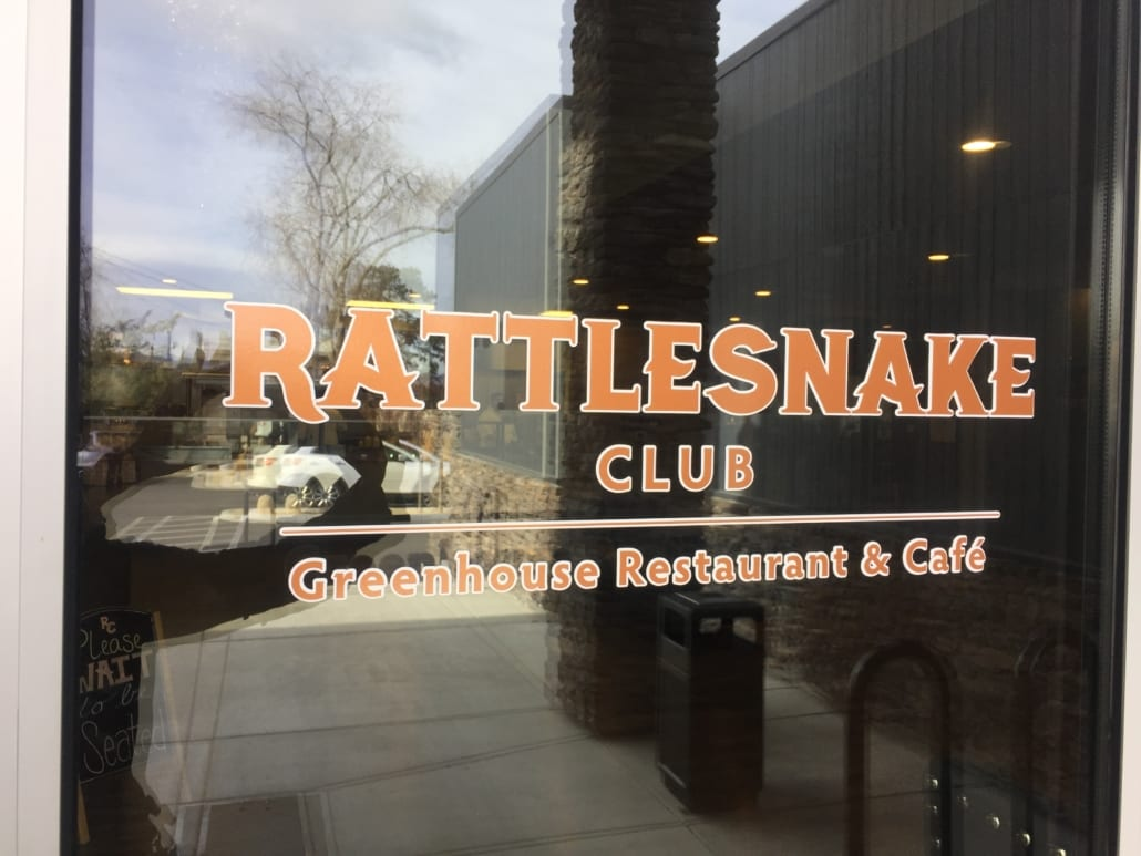 David Morris Group - Inside our Reno Food Adventures - Rattlesnake Club - Reno Foodies - Best Reno Restaurants - Reno Real Estate - Reno Homes