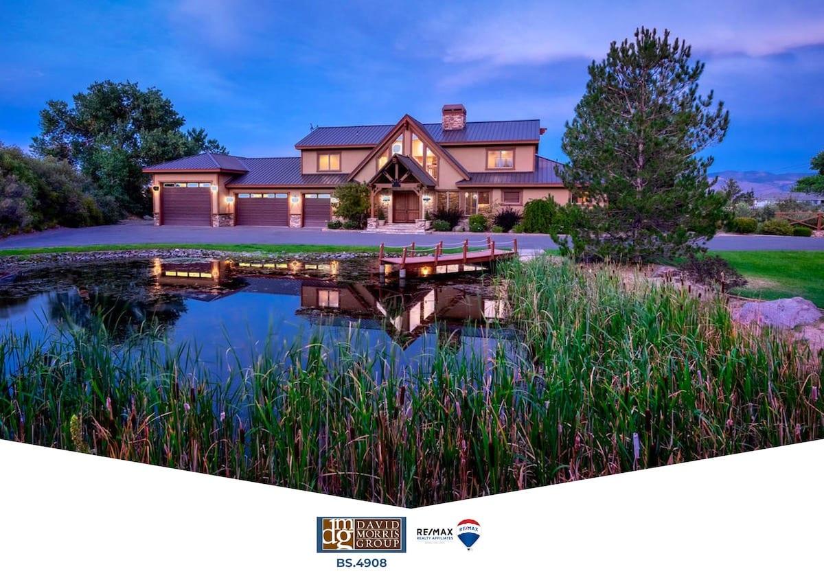 David Morris Group - Property Spotlight_ 4145 Lone Tree Ln - Best Reno Real Estate Broker - Best Reno Realtors - Reno Homes - Reno Real Estate